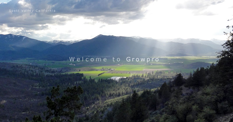 Welcome to Growpro